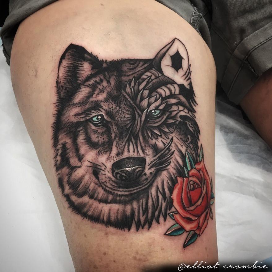 Elliot Crombie Brisbane Tattoos